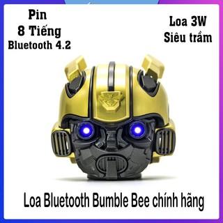 Loa bluetooth robot Bumblebee Transformer Bass siêu chất - Loa bluetooth BumbleBee LX100 Chính hãng