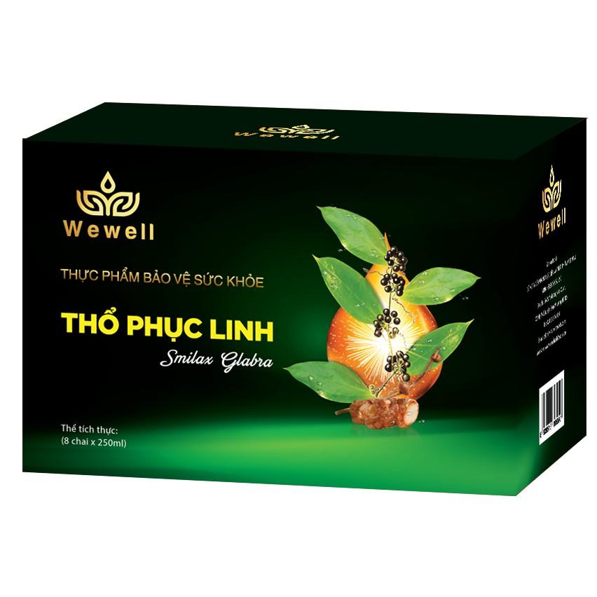 Nước uống thảo dược Wewell Thổ Phục Linh   Shopee Việt Nam