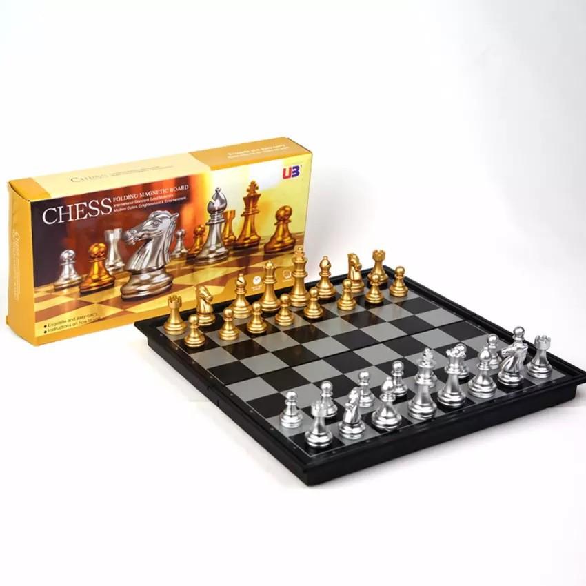 Bộ cờ vua nam châm Cao cấp U3-3810 Cực đẹp