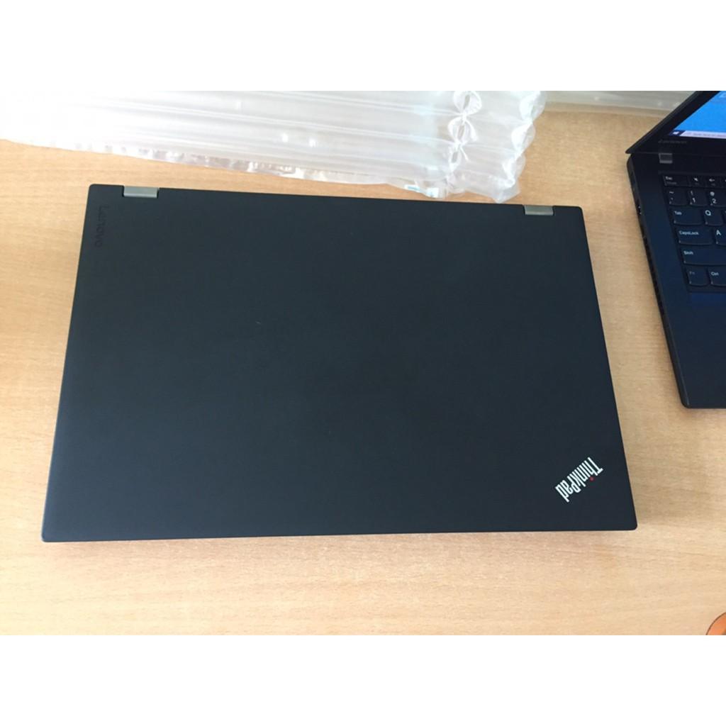 Laptop Thinkpad P51 Cpu I7 thế hệ 7 Kaby Lake 7700HQ, RAM 8GB, SSD 256GB, Quadro M1200 4G, 15.6 inch FHD.