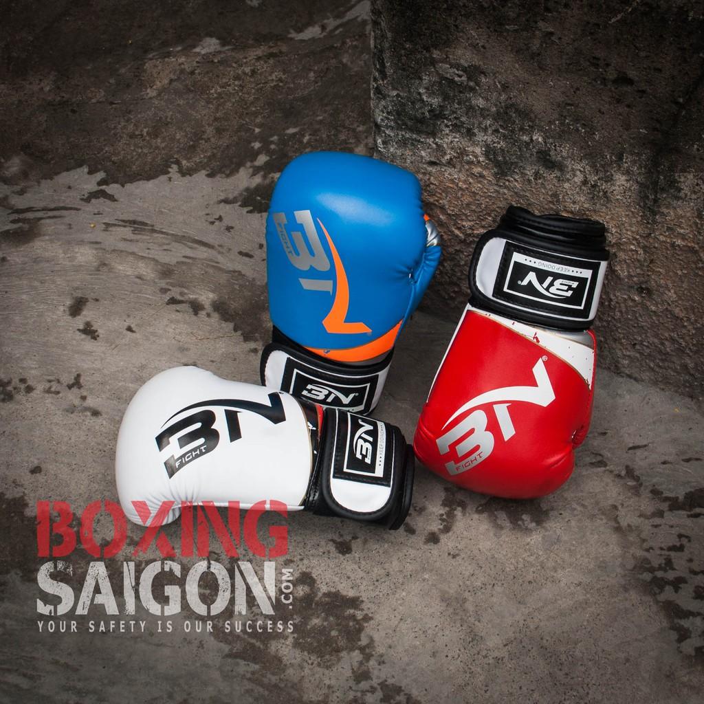 Găng tay boxing trẻ em BN 6 đến 10 tuổi