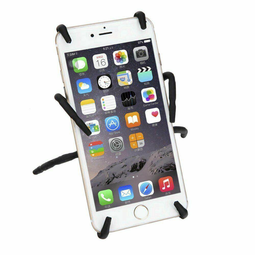 Giá đỡ điện thoại hình nhện cho IPHONE SAMSUNG HTC GPS IPOD PSP