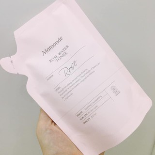 Nước Hoa Hồng Mamonde Rose Water Toner Túi 250ml thumbnail
