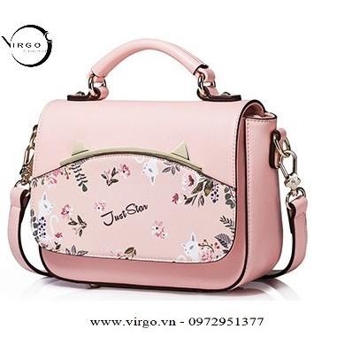 Túi xách nữ dễ thương Virgo VG123 - 3128879 , 1067021507 , 322_1067021507 , 764000 , Tui-xach-nu-de-thuong-Virgo-VG123-322_1067021507 , shopee.vn , Túi xách nữ dễ thương Virgo VG123
