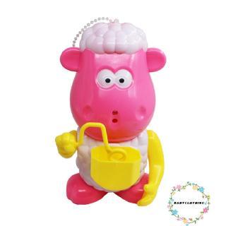 ღWSVღKids Bubble Machine, Automatic Bubble Blower Machine Bubble Maker, Babies Bath Toys