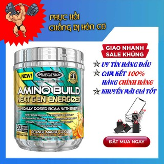 Amino Build Next Gen Energized – 30 lần dùng