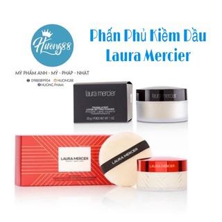 Phấn phủ bột Laura Mercier Limited kèm bông phấn thumbnail