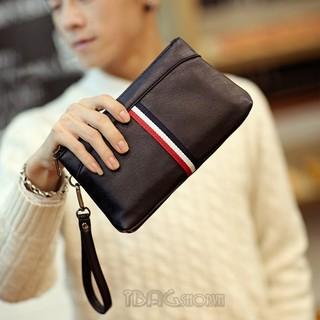 Túi cầm tay nhỏ - Ví cầm tay nam - Chất liệu da - DP6034 thumbnail