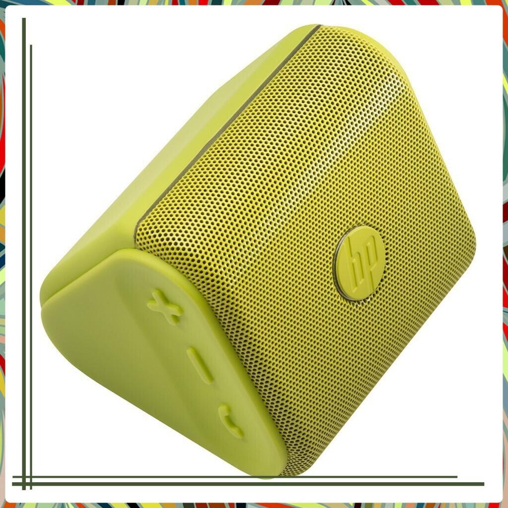 (Siêu tốt ) Loa Bluetooth thương hiệu HP Roar Mini G1K49AA (Xanh lá)