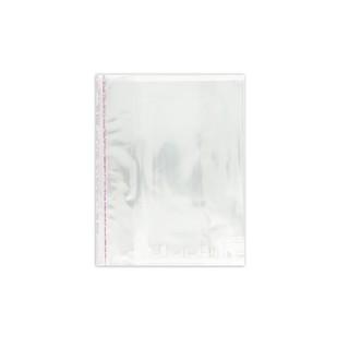 Hình ảnh Bọc sách nylon Hồng Hà (190x265mm) 3269 tập 10 chiếc-1