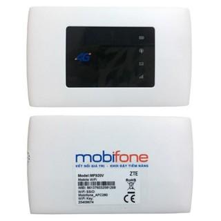 Bộ Phát Wifi 4G ZTE MF920V – Tốc Độ 150Mbps , Bộ phát 4G MF920V Mobifone