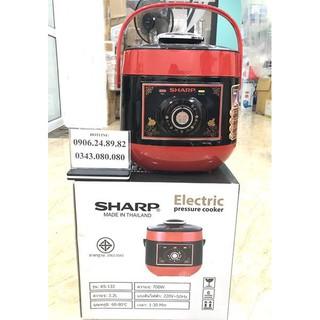 Nồi áp suất điện Sharp 3,2 lít Thái Lan
