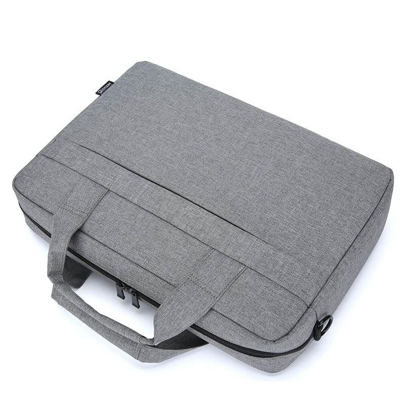 Túi đựng laptop chống sốc, chống ẩm, size to 15,6 inch, có dây đeo chéo | SaleOff247