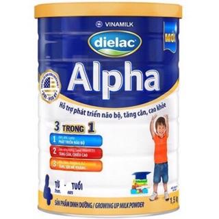 Sữa Dielac Alpha số 4 900g thumbnail