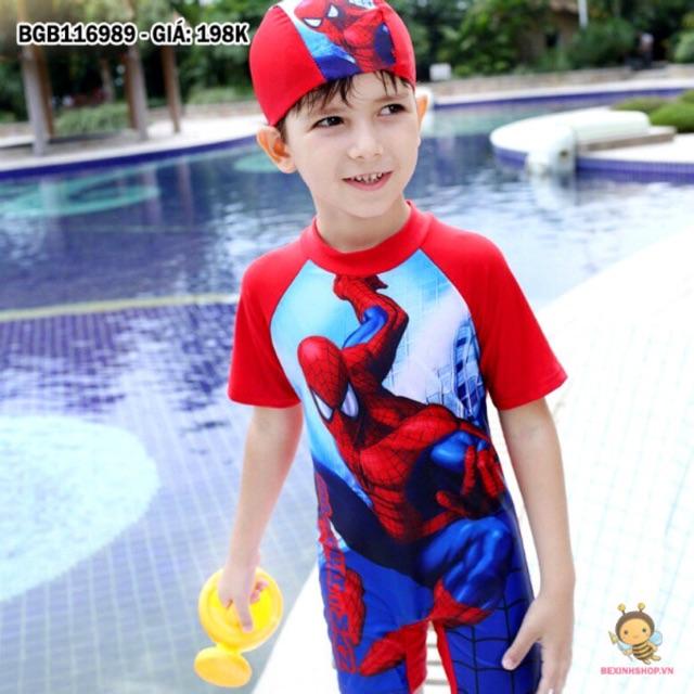 Bộ body bơi cho bé trai