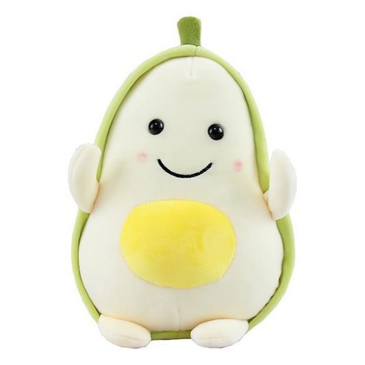 Bơ Nhồi Bông Siêu Đáng Yêu kích cỡ 40cm - Gấu bông quả bơ nhồi bông cao cấp