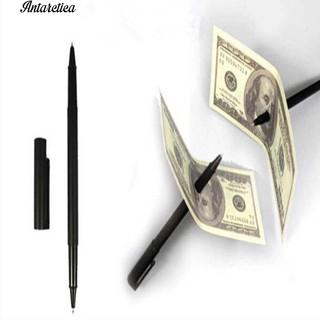 ♥♥♥Amaz Toy Close-up Pen Penetration Through Paper Bill s
