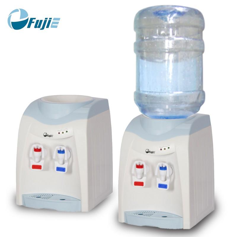 [Mã ELMA300 Giảm 10% đơn 300K]Cây nước nóng lạnh để bàn mini FujiE WD1080E