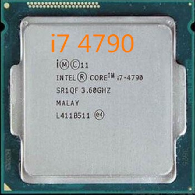 i7 4790 sk1150 tặng keo giải nhiệt Giá chỉ 3.760.000₫