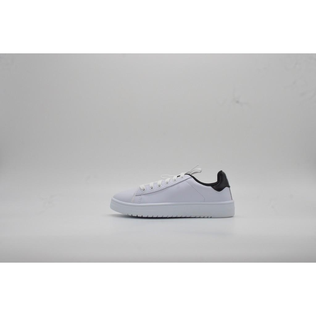 Giày KITO Sneaker BE1W- Trắng/ đen