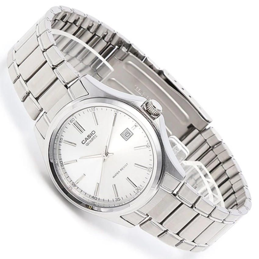 Đồng hồ nam dây kim loại Casio chính hãng Anh Khuê MTP-1183A-7ADF