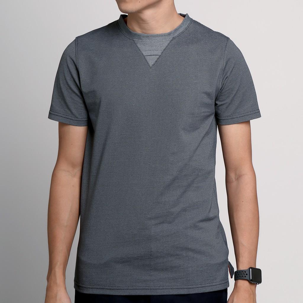Friday People เสื้อยืด Dry Tee - Grey