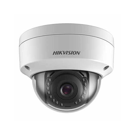 Camera IP Dome hồng ngoại 2MP chuẩn nén H.265+ HIKVISION DS-2CD2121G0-I (Trắng)