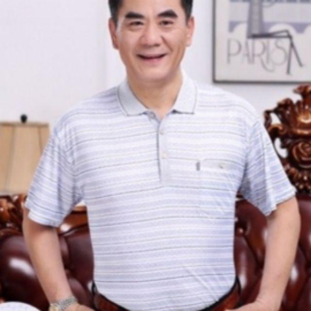 (Thanh lý) Áo phông cotton lụa cho bố hàng quảng châu