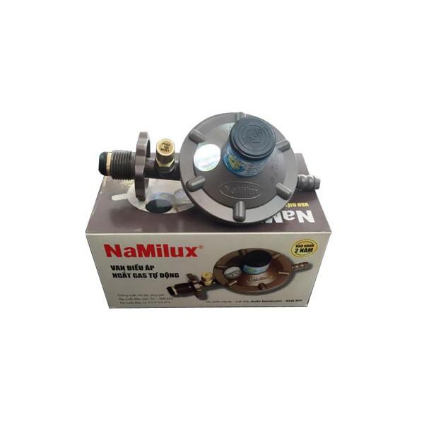 VAN GAS TỰ ĐỘNG NAMILUX 337s [ tự động ngắt gas khi tuột dây ]