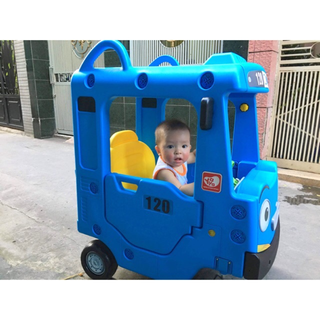Xe bus, xe chòi chân Tayo Bus ZESTER Z01(hàng nhập khẩu từ Hàn Quốc)