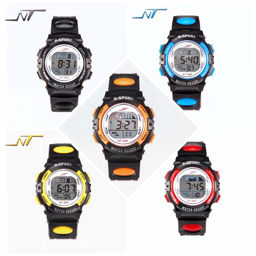 (Giá sỉ) Đồng hồ điện tử trẻ em R-sport mẫu mới