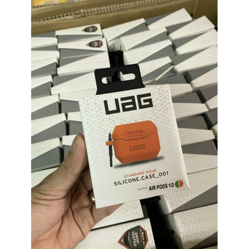 ỐP UAG AIRPODS , AIRPODS PRO V2 STANDARD ISSUE SILICONE , Ốp chống sốc silicone cho Apple Airpod , Airpod Pro