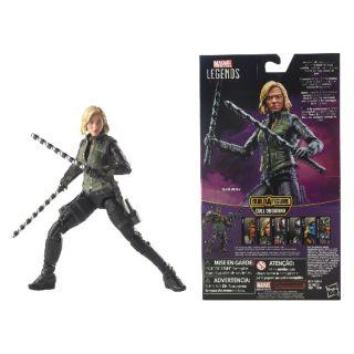 Mô hình nhân vật Marvel Legends Black Widow