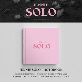 BLACKPINK   Jennie Solo (bộ sản phẩm)