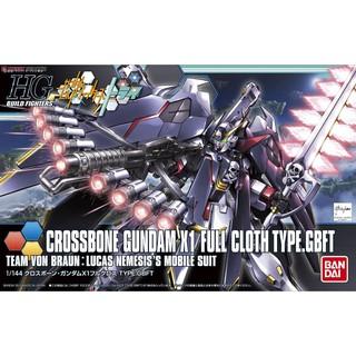 Mô hình lắp ghép HG Crossbone Gundam X1 Full Cloth TYPE