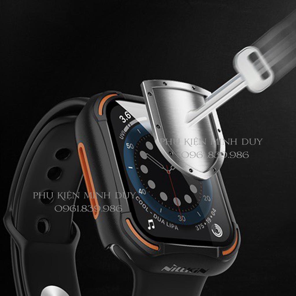 Ốp viền chống sốc Nillkin CrashBumper cho Apple Watch