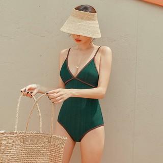 Bikini tắm biển một mảnh, cổ khoét chữ V -2090 thumbnail