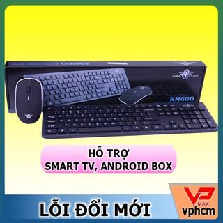 Bộ chuột + bàn phím không dây Warship hỗ trợ Android Box, Smart TV chi nh ha ng thumbnail
