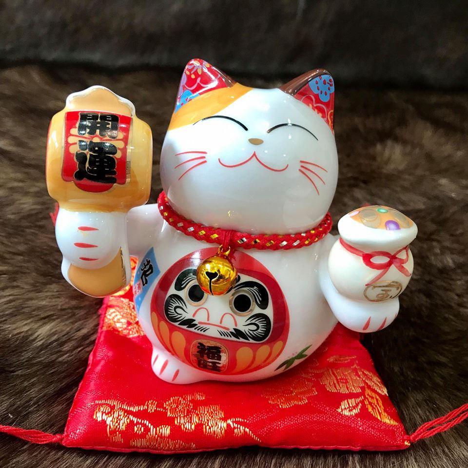 Mèo thần tài sứ may mắn phong thủy Maneki Neko Size 10cm (Mẩu 4-5-6-7-8-9) - 3447243 , 751503087 , 322_751503087 , 339000 , Meo-than-tai-su-may-man-phong-thuy-Maneki-Neko-Size-10cm-Mau-4-5-6-7-8-9-322_751503087 , shopee.vn , Mèo thần tài sứ may mắn phong thủy Maneki Neko Size 10cm (Mẩu 4-5-6-7-8-9)