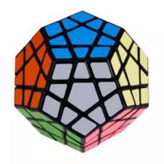 Rubik megaminx biến thể 12 mặt
