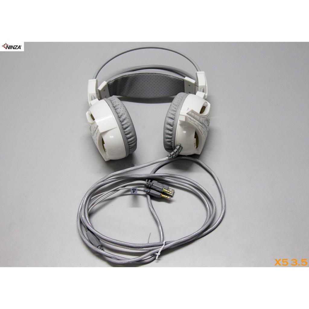 Tai nghe Xiberia X5 3.5 - hàng chính hãng
