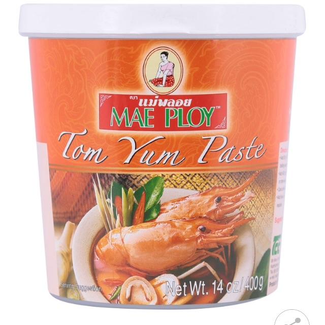 Gia vị lẩu thái Mae Ploy 400g
