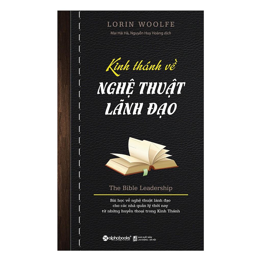 Sách - Kinh Thánh Về Nghệ Thuật Lãnh Đạo (Tái Bản