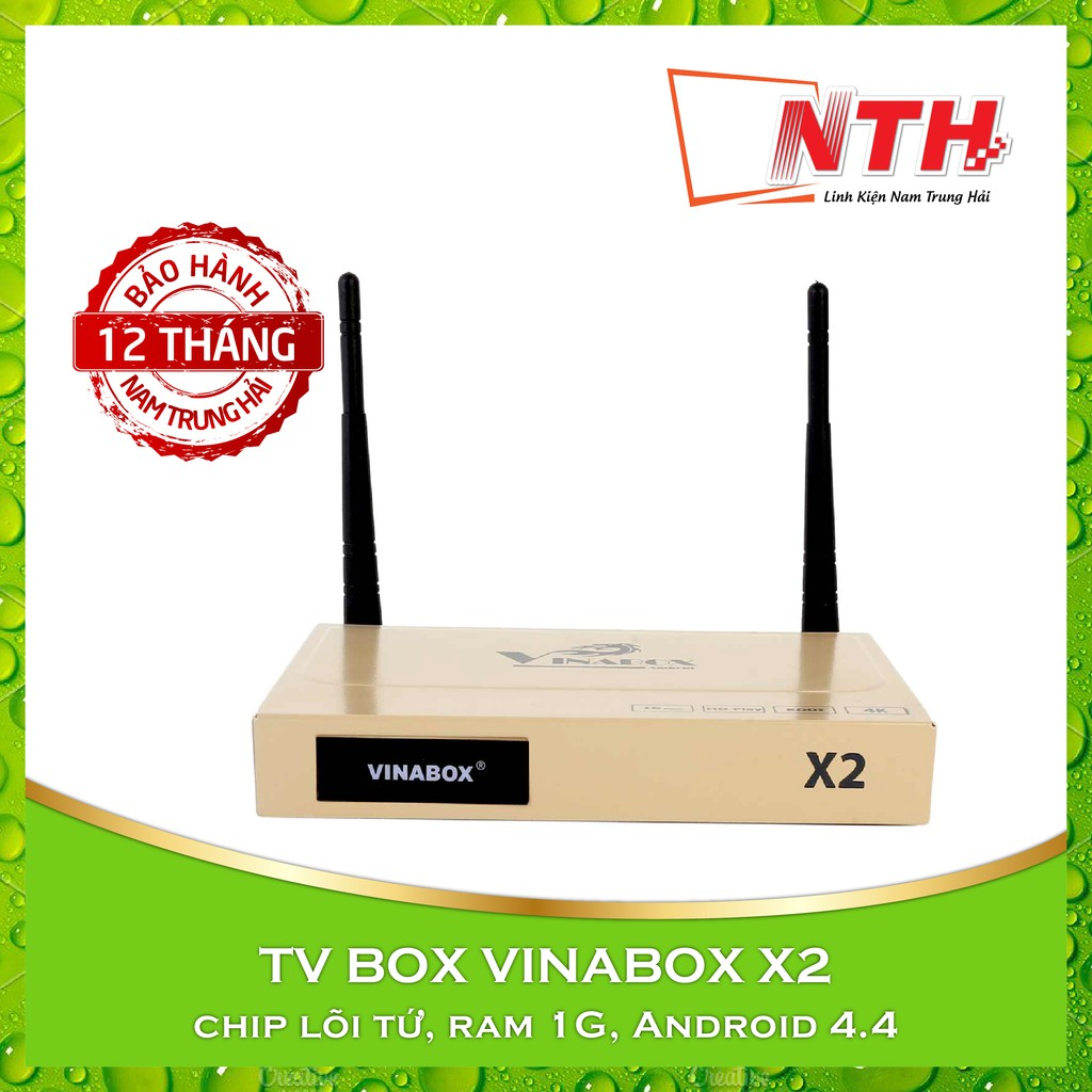 TV box Vinabox X2