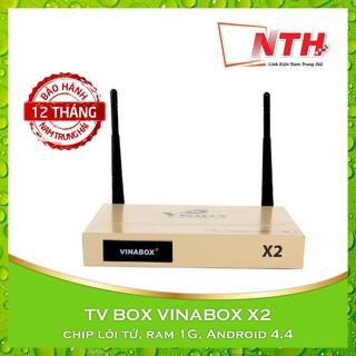 [Mã 229ELSALE hoàn 7% đơn 300K] [NAM TRUNG HẢI] TV box Vinabox X2