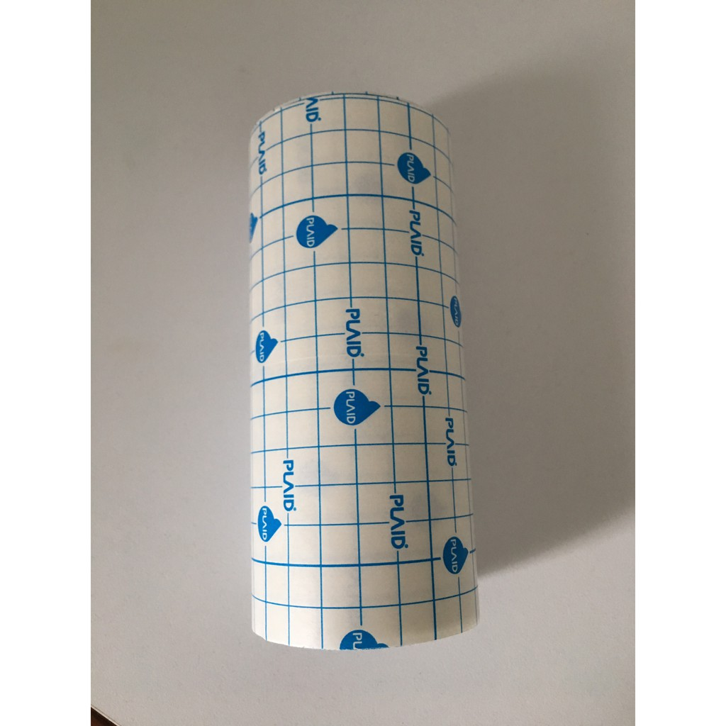 Băng keo cuộn co giãn FIX ROLL (dính thuốc Đông y) 10cm x10m