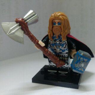 Minifigure – Thor Endgame