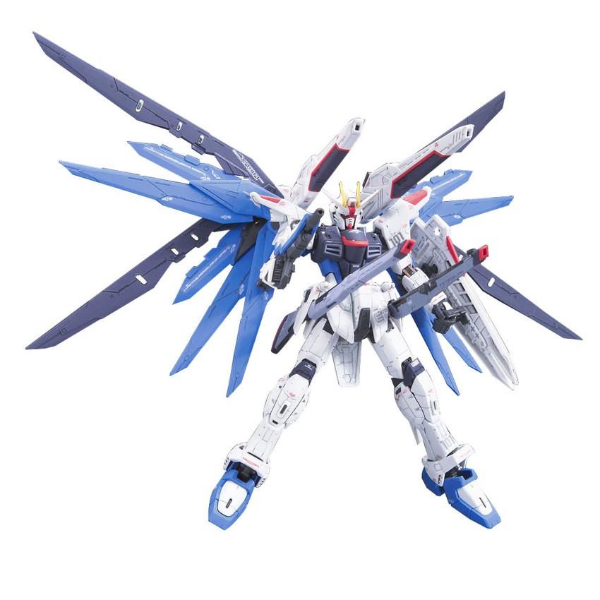 Mô hình lắp ráp Bandai RG Freedom Gundam