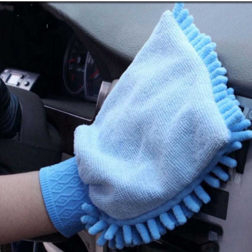 Bộ 2 găng tay chuyên dụng lau rửa xe hơi, ô tô đa năng TI 241 - 3291880 , 842618682 , 322_842618682 , 79000 , Bo-2-gang-tay-chuyen-dung-lau-rua-xe-hoi-o-to-da-nang-TI-241-322_842618682 , shopee.vn , Bộ 2 găng tay chuyên dụng lau rửa xe hơi, ô tô đa năng TI 241