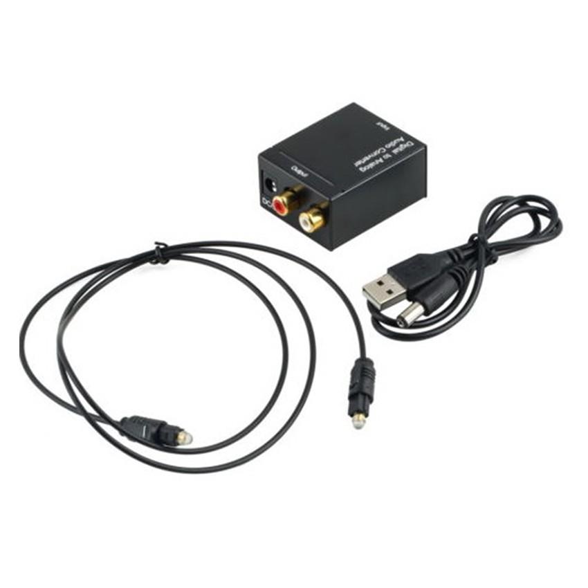 Bộ chuyển âm thanh TV 4K quang optical sang audio AV ra loa không dây